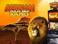 African Riches logo