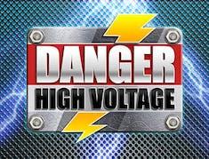 Danger High Voltage logo