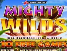 Mighty Wilds logo