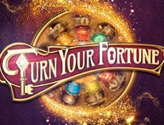 Turn Your Fortune logo