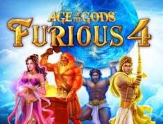 Age of The Gods Furious 4 logo