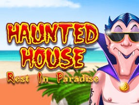 Haunted House Rest in Paradise