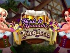 Heidi and Hanna's Bier Haus logo