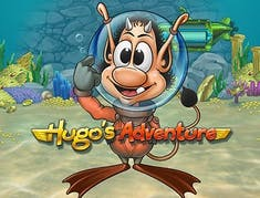 Hugo's Adventure logo