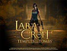 Lara Croft Temples and Tombs logo