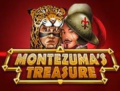 Montezuma's Treasure logo