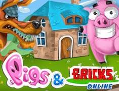 Pigs and Bricks logo