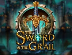 The Sword of the Holy Grail logo