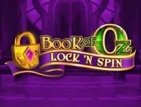 Book of Oz Lock 'N Spins