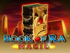 Book of Ra Magic logo