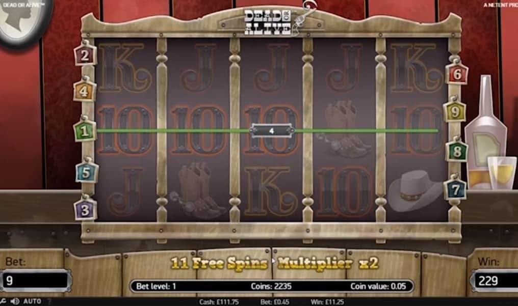 Oltre al gioco normale, a Dead or Alive hai la possibilità di vincere delle partite bonus