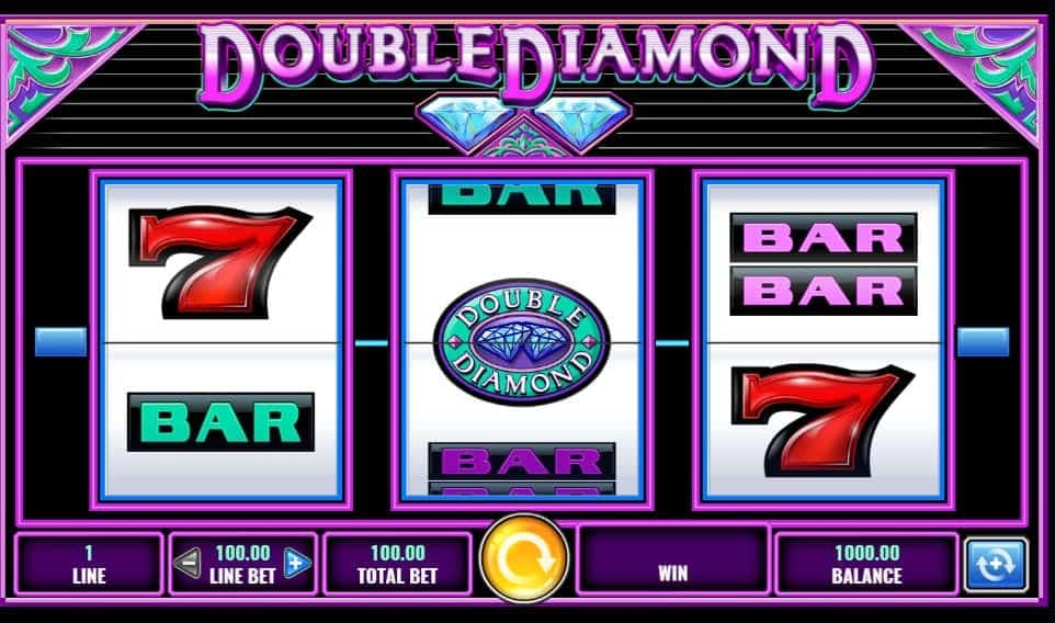 I simboli della slot online Double Diamond
