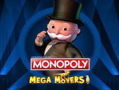 Monopoly Mega Movers logo