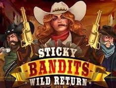 Sticky Bandits Wild Return logo