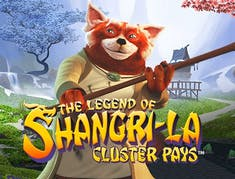 The Legend of Shangri-La Cluster Pays logo