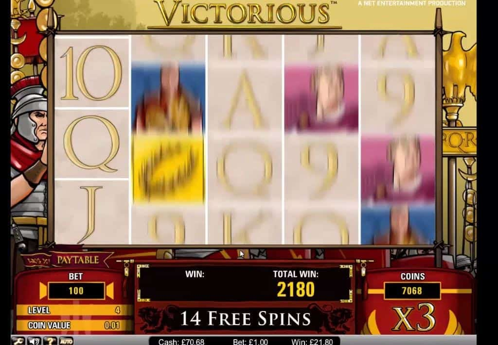 Oltre al gioco normale, a Victorious hai la possibilità di vincere delle partite bonus