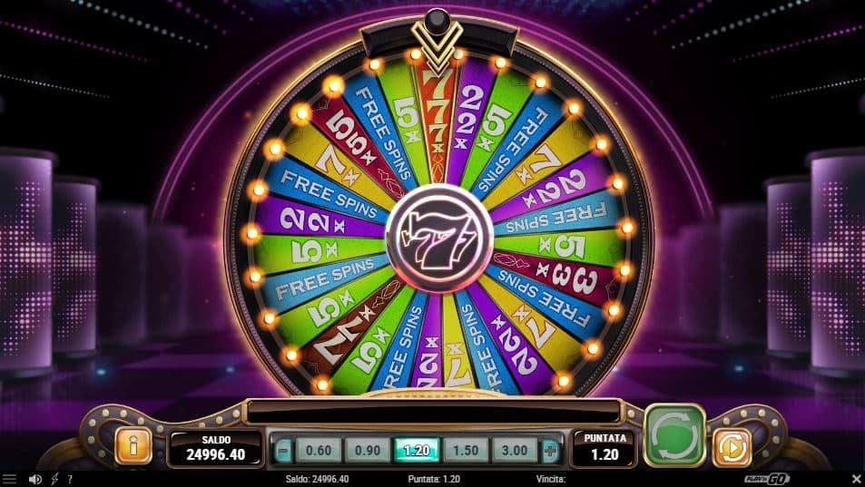 Oltre al gioco normale, a Big Win 777 hai la possibilità di vincere delle partite bonus