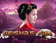 Geisha's Fan logo