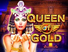 Queen of gold logo