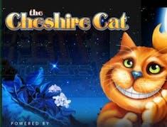 The Cheshire Cat logo