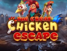 The Great Chicken Escape logo