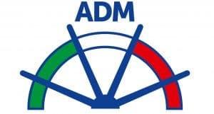 Il nuovo logo di ADM