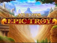 Age of the Gods Epic Troy logo