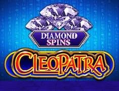 Cleopatra Diamond Spins logo
