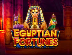 Egyptian Fortunes logo