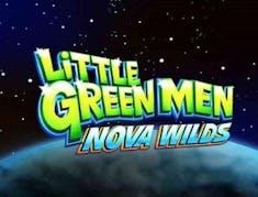 Little Green Men Nova Wilds logo
