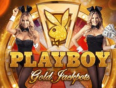 Playboy Gold Jackpot logo