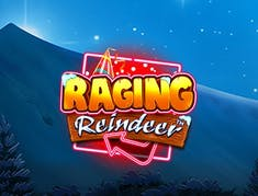Raging Reindeer logo