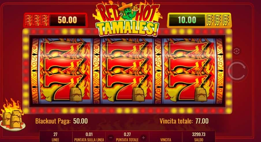Oltre al gioco normale, a Red Hot Tamales hai la possibilità di vincere delle partite bonus