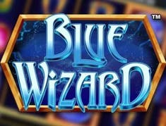 Blue Wizard logo
