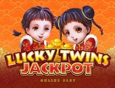 Lucky Twins Jackpot logo
