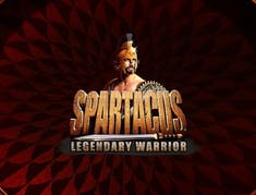 Spartacus Legendary Warrior logo