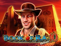 Book of Ra Deluxe 10 logo