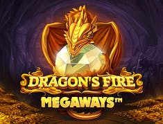 Dragon's Fire Megaways logo