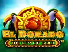 El Dorado the City of Gold logo