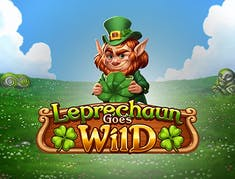 Leprechaun Goes Wild logo