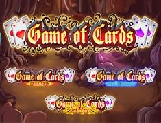 Game of Cards logo