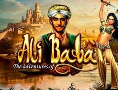 The Adventures of Ali Baba logo