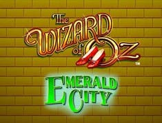 THE WIZARD OF OZ Emerald City logo