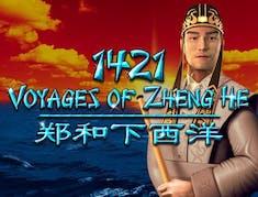 1421 Voyages of Zheng He logo