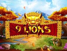 9 Lions logo