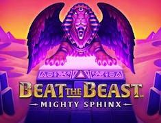 Beat the Beast Mighty Sphinx logo