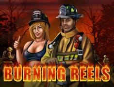 Burning Reels logo