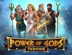 Power of Gods™: The Pantheon logo