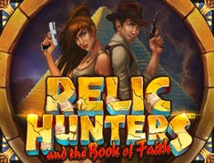 Relic Hunters and the Book of Faith™ logo