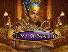 Tomb of Nefertiti logo